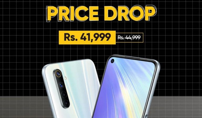 Realme 6 is Now Offered at Rs. 41,999 in Pakistan Only for 8GB+128GB Variant